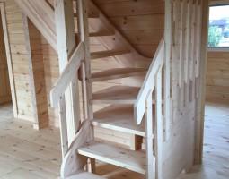 階段が完成しました