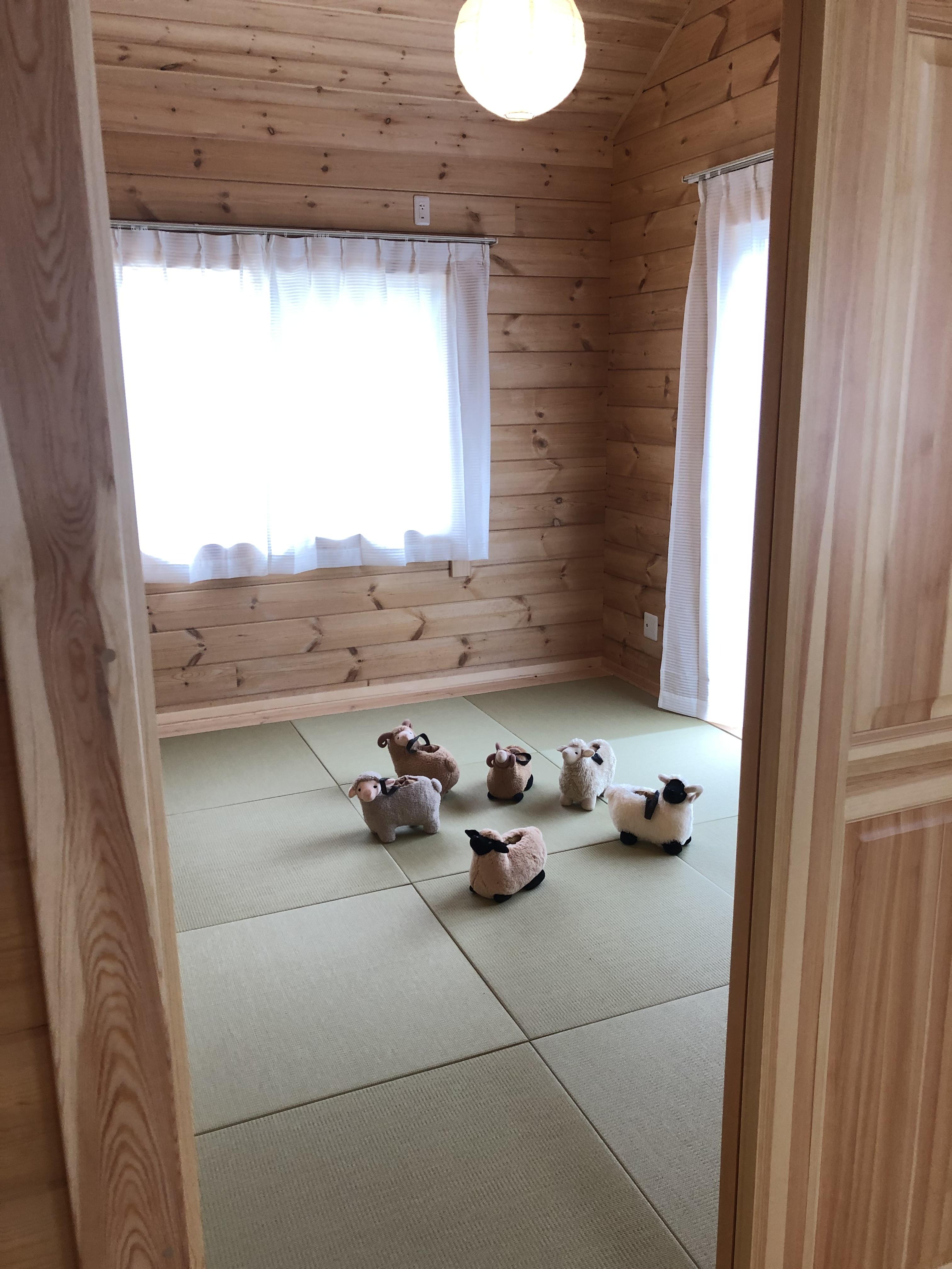 愛媛県のモデルルームが完成しました